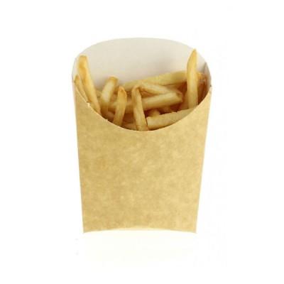 Cutii kraft medii tip plic pentru cartofi 0.21 lei/buc  (1.800 buc/bax)