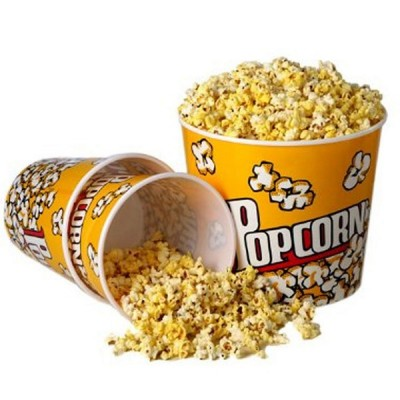 Cutii Popcorn 1300cc (25buc)