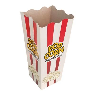 Cutii Popcorn mari 20x7x9 - 0.45 lei/buc (1.000 buc/bax)