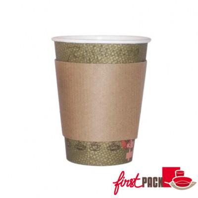 Protectie (manson) pentru pahare din carton 12oz -16oz - 0.15 lei/buc (100 buc/set)