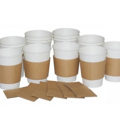 Protectie (manson) pentru pahare din carton 12oz -16oz  (1000buc/bax)