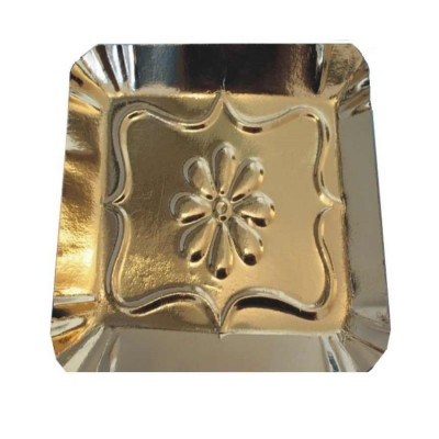 Tavite aurii TIP 11 laminate 25x25 cm - (100 buc/set)