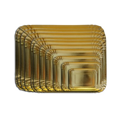 Tavite aurii Italia plastifiate 2E (200buc) 13.7x19.5 cm