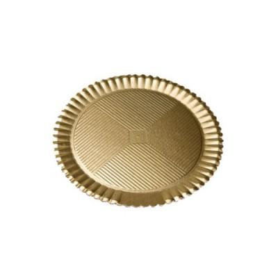 Discuri girasole aurii 20cm (50buc)
