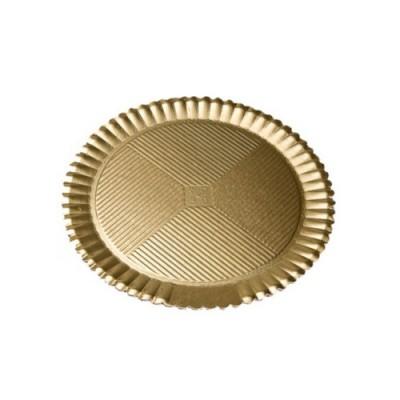 Discuri girasole aurii 30cm (50buc)