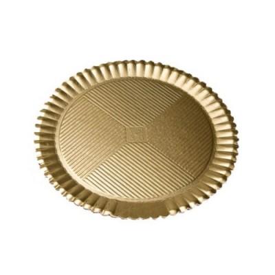 Discuri girasole aurii 34cm (50buc)