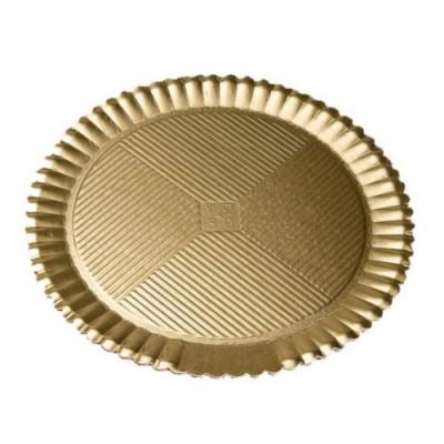 Discuri girasole aurii 40cm (50buc)
