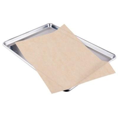 Hartie copt maro natur siliconata 40x60 (500 coli/top)