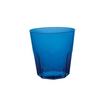 Pahare 220cc Cocktail Transparente Blue PS - (1.000buc)