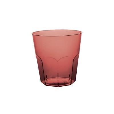 Pahare 220cc Cocktail Burgundy PS - (1.000buc)