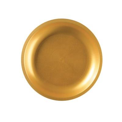 Farfurii Desert Ø180mm Gold - (600buc)