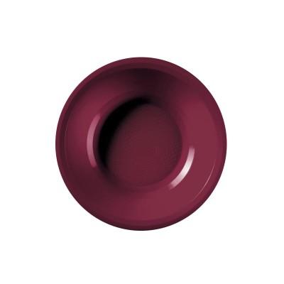 Farfurii Supa Ø195mm Burgundy - (600buc)