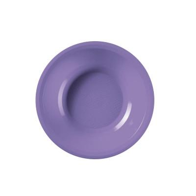 Farfurii Supa Ø195mm Lilac PP - (600buc)
