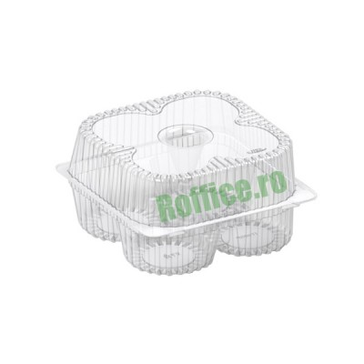 Caserole pentru briose & cupcakes 2770cc (25buc)
