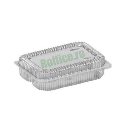 Caserole 2 eclere / prajituri 790cc (50 buc/set)