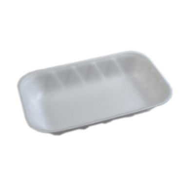 Tavite din polistiren albe PT166 BFG  (240x155x40) (500 buc/bax)
