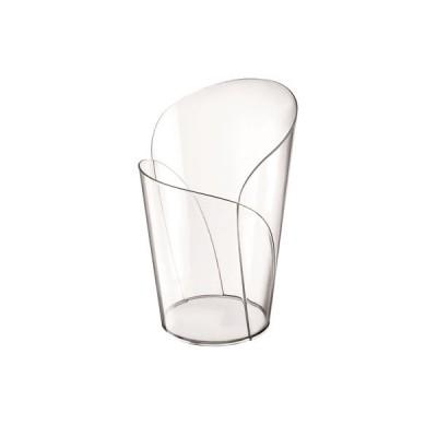 Cupe desert Blossom 90cc transparente 6043 (15 buc/set)
