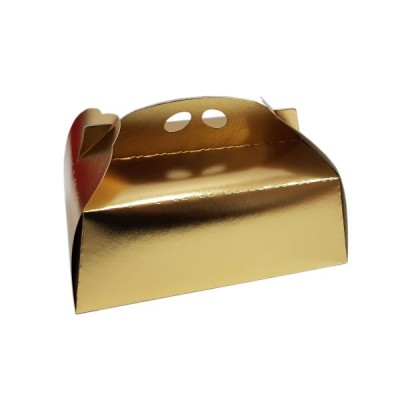 Cutii tort aurii 25x35 (25buc/set)