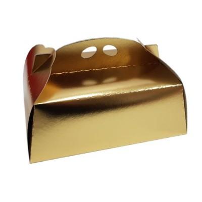 Cutii tort aurii 31X38 (25buc/set)