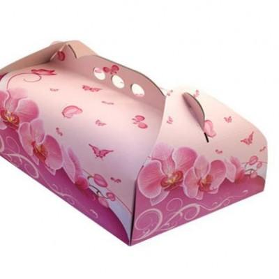 Cutii tort orhidee 30X40 (25buc/set)