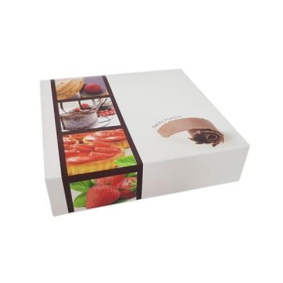 Cutii fursecuri si prajituri - 28x28x8 (25buc)