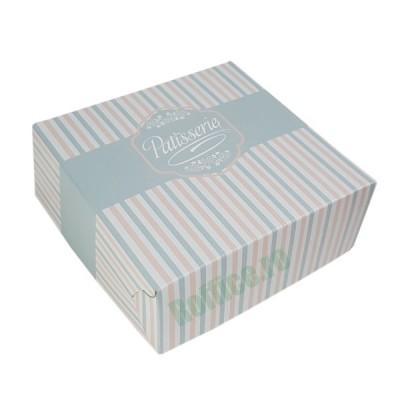 Cutii prajituri Patisserie 35x35x10 (30buc)