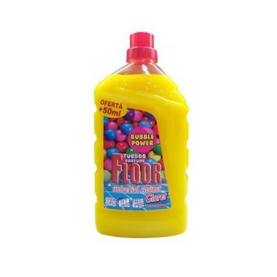 Cloret Detergent Pardoseli 1L Bubble Gum