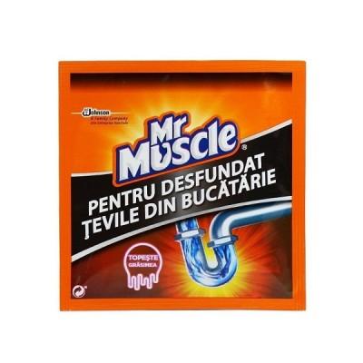 Mr Muscle Granule 50 gr Desfundat Tevi