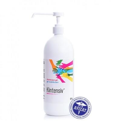 Gel dezinfectant maini - KLINTENSIV – 1L