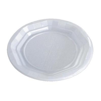 Farfurii Plate (PS) 21cm (50buc)
