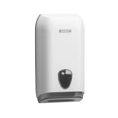 Dispenser hartie igienica pliata - Katrin alb
