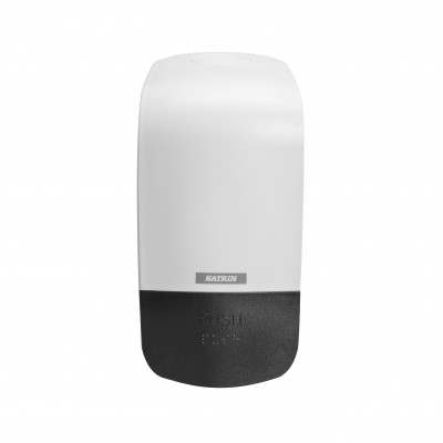 Dispenser de sapun lichid si spuma - Katrin Inclusive alb - 500 ml