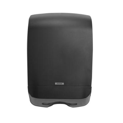 Dispenser prosoape pliate tip Z / tip V - Katrin Inclusive M negru