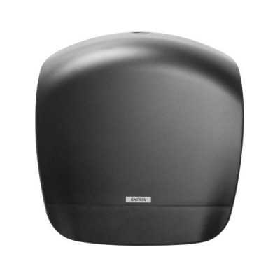 Dispenser hartie igienica mini Jumbo - Katrin Inclusive negru