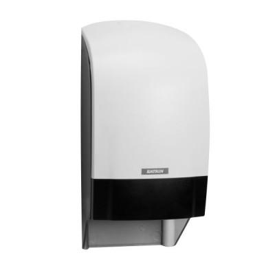 Dispenser hartie igienica 2 role - Katrin Sistem Inclusive alb