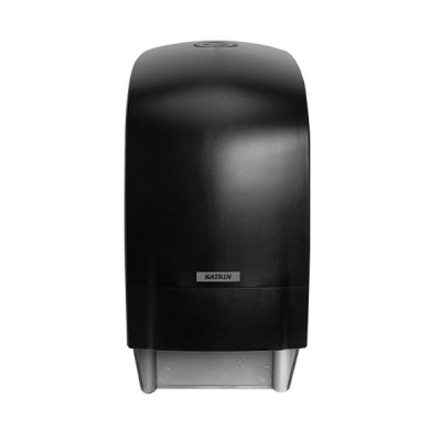Dispenser hartie igienica 2 role - Katrin Sistem Inclusive negru