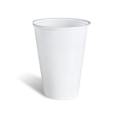 Pahare plastic 200ml abe (100buc)