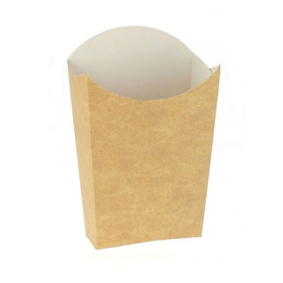 Cutii pentru cartofi mari carton kraft natur (1200 buc/bax)