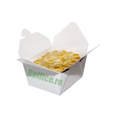 Cutii paste noodles albe mici (450buc/bax)