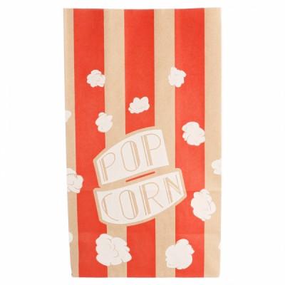 Pungi Popcorn antigrasimi 2500cc 14x8x24 (500buc)