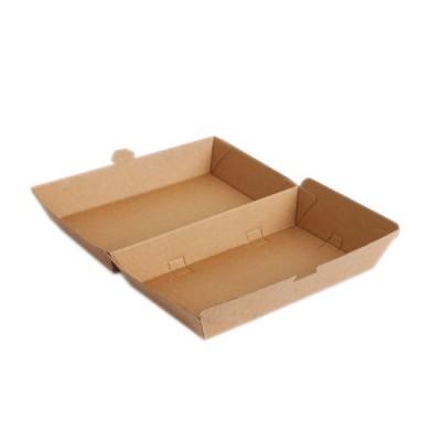Cutii natur sandwich meniu (125buc/set)