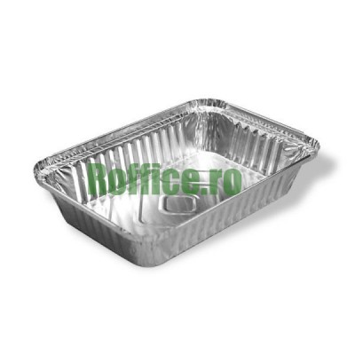 Caserole aluminiu S901, 200x132, 850 cc (100 buc/bax)