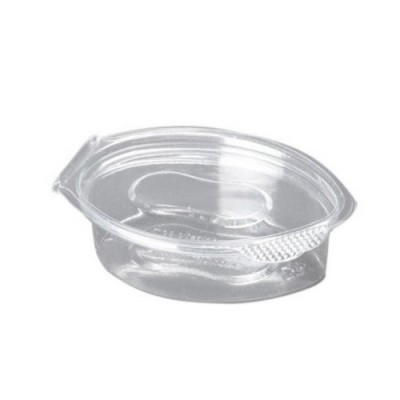 Sosiere OZGE ovale, capac atasat, 20 cc - 0.07 lei / buc (2700 buc/bax)