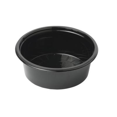 Sosiere din plastic, rotunde de 80 cc PET cu capac detasabil - 0.11 lei/buc (1000 buc/bax)