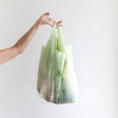 Pungi BIO compostabile 25x40 (100buc)
