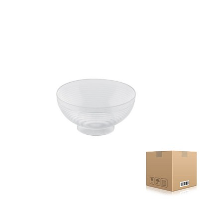 Cupe desert Mini Bowl 60cc transparente 6026 (10 buc/set)