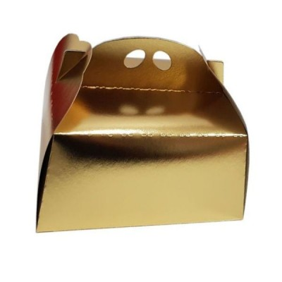 Cutii tort aurii 30X30 (25buc/set)