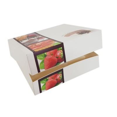 Cutii fursecuri si prajituri - 32x32x8 (25buc)