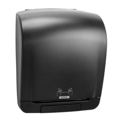 Dispenser role prosop - Katrin System Towel negru