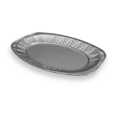 Platouri S350 din aluminiu ovale mici 850 CC (10 buc/set)